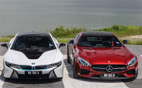 Các sản phẩm tương lai của BMW và Mercedes có thể chia sẻ nhiều đặc điểm chung nếu dự án hợp tác đi vào thực tế.