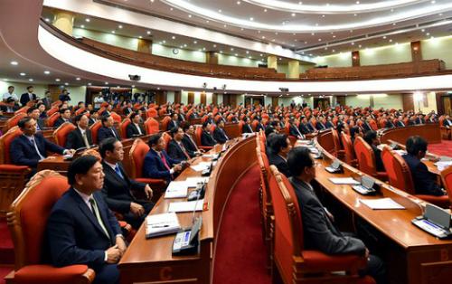 Nguyên Bộ trưởng Thông tin Truyền thông Nguyễn Bắc Son. Ảnh: Nhật Minh.