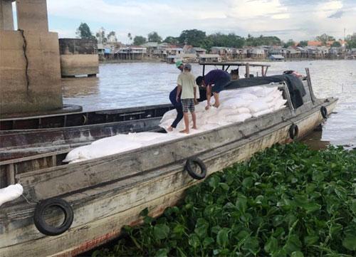 Cảnh sát kinh tế phá đường dây buôn lậu, thu 100 tấn hàng