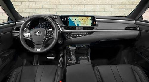 Lexus ES 250 2019 gia 25 ty tai Viet Nam