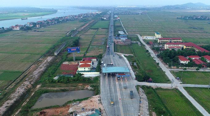 Tuyến BOT 2.900 tỷ đồng chạy qua ba tỉnh phía Bắc
