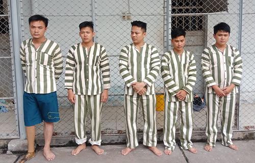 Giang hồ Sài Gòn bắt cóc nam thanh niên đòi nợ cờ bạc - ảnh 1