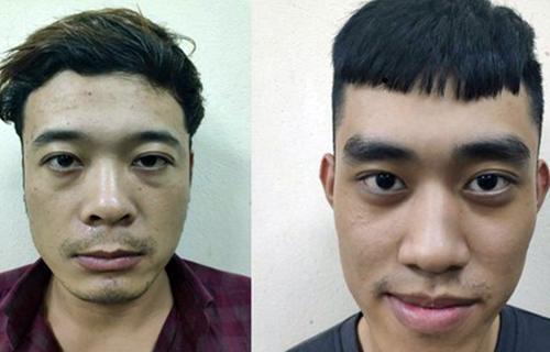 Hai thanh niên đến Đà Nẵng cho vay nặng lãi 365% mỗi năm