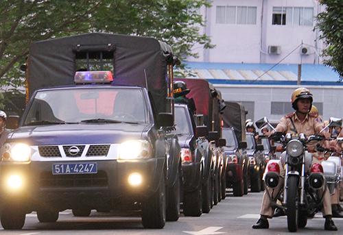 Lực lượng 363 - 'Quả đấm thép' Công an TP HCM nhắm vào tội phạm dịp Tết