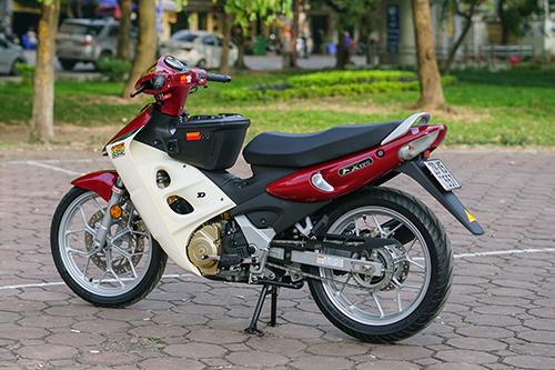 Suzuki FX 125 zin cua tay choi Ha thanh
