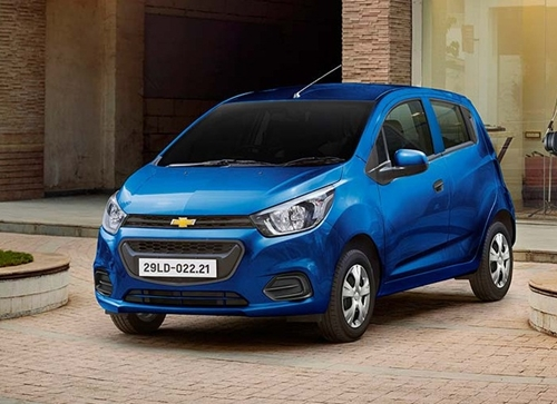 Chevrolet Spark Duo.