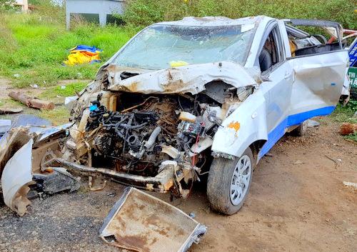 Nữ tài xế taxi chạy 107 km/h khi gây tai nạn khiến 3 người chết
