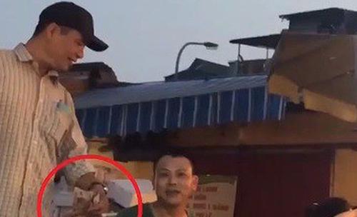 Công an bắt nghi phạm cầm đầu vụ 'bảo kê' ở chợ Long Biên