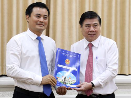 Ông Bùi Xuân Cường quay lại làm Trưởng Ban quản lý Đường sắt đô thị TP HCM