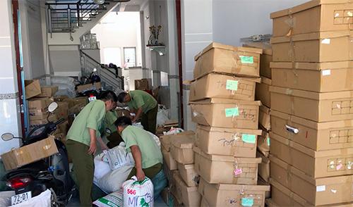 Gần 300.000 bao cao su giả bị phát hiện ở Sài Gòn