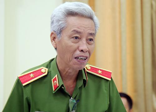 Tướng Phan Anh Minh: 'Cần xử lý hình sự chủ doanh nghiệp khi tài xế gây tai nạn'