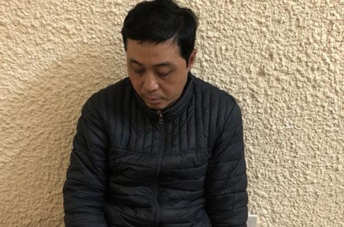 Chủ mưu của 24 vụ cướp giật tài sản ở Hà Nội - Đặng Hồng Phương.