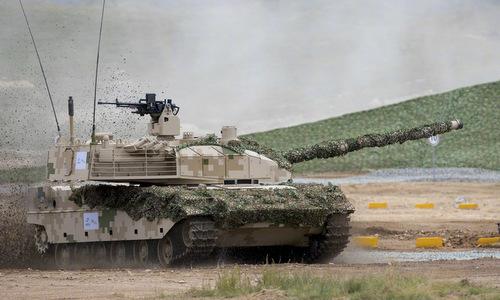 Mẫu xe tăng Trung Quốc trang bị cho lực lượng sơn cước - ảnh 2