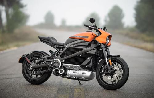 LiveWire là môtô điện đầu tiên của Harley-Davidson - thương hiệu Mỹ thành lập năm 1903.