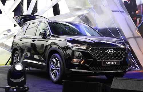 Hyundai Santa Fe 2019 giá tại Việt Nam - 1