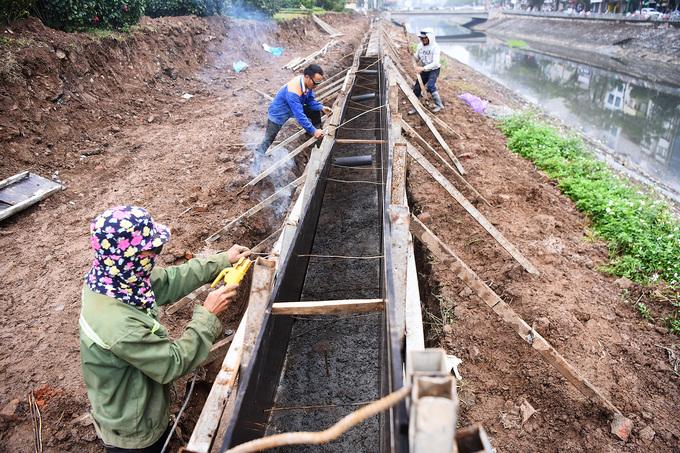 Hà Nội gấp rút mở rộng đường Láng thêm 3,5 mét