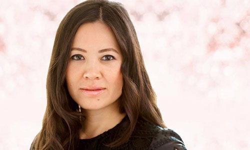 Tần Lê, người phụ nữ gốc Việt đang điều hành công ty đọc sóng não tại Mỹ. Ảnh: NVCC.
