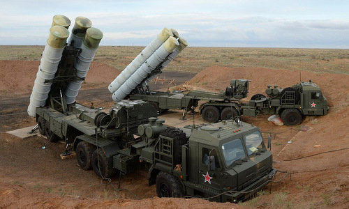 Một tổ hợp S-400 của Nga. Ảnh: Sputnik.