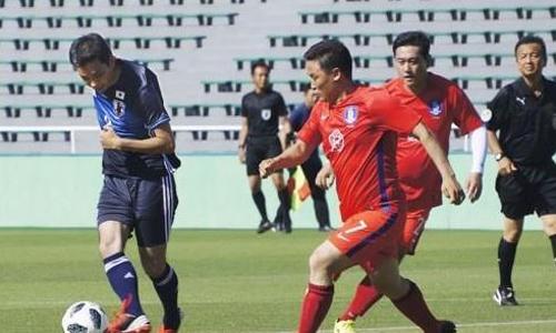 Nghị sĩ Hàn sắp giao lưu bóng đá ở Việt Nam mừng chiến công của Park Hang-seo -