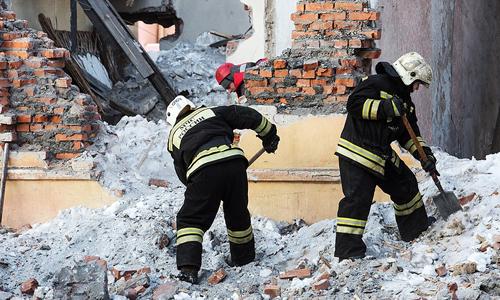 Nổ khí gas tại chung cư Nga, một người thiệt mạng - ảnh 1