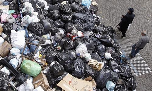 Những thành phố trên thế giới bị mafia rác khống chế - ảnh 1