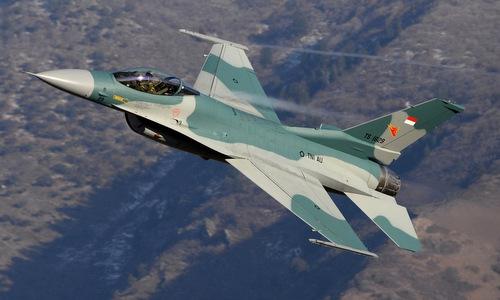 Tiêm kích Indonesia đánh chặn, buộc máy bay Ethiopia hạ cánh - ảnh 1
