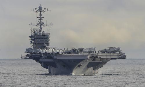 Hải quân Mỹ muốn điều một hạm đội tới Bắc Cực - ảnh 1