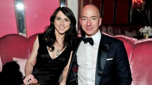 Trump nói móc tỷ phú Amazon về vụ ngoại tình - ảnh 2