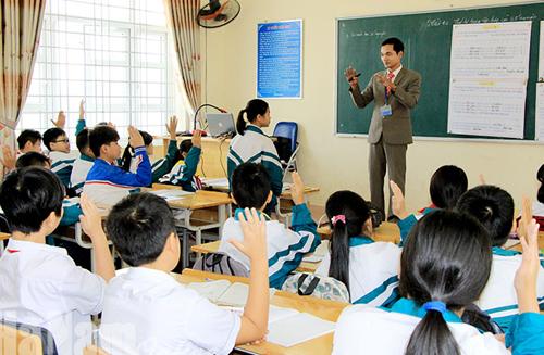 Giáo viên áp lực vì phải diễn trong các hội thi dạy giỏi - ảnh 2
