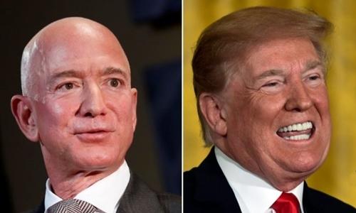Jeff Bezos: Vì sao Trump không ưa tỷ phú Amazon? -