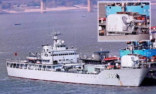 Siêu pháo điện từ trên chiến hạm Trung Quốc có thể vô dụng khi thực chiến