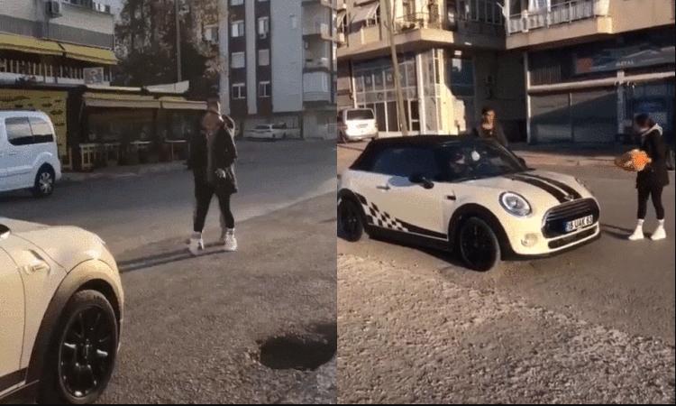 Thiếu nữ nổi cơn thịnh nộ vì tưởng bạn trai tặng xe hơi -