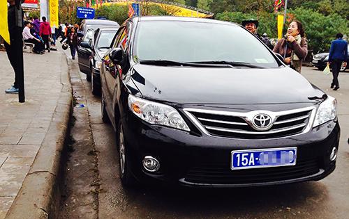 Chủ tịch tỉnh được tự nguyện nhận khoán xe công