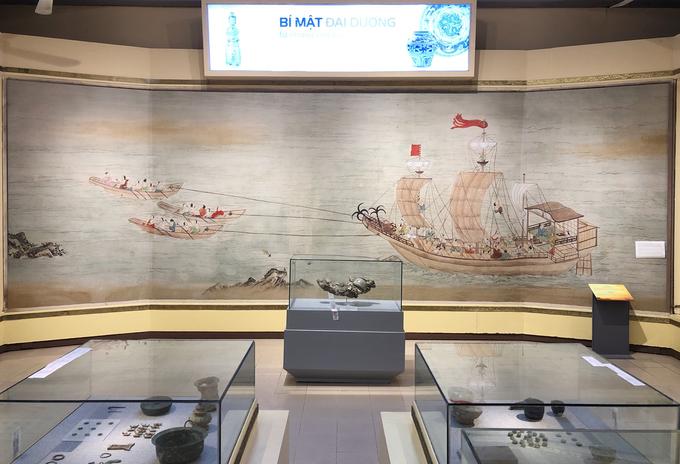 'Bí mật đại dương' từ những con tàu cổ