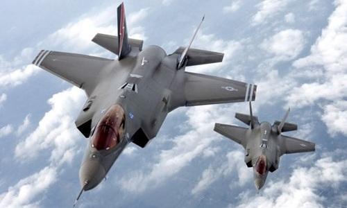 Hàn Quốc sắp triển khai tác chiến cặp tiêm kích F-35 đầu tiên
