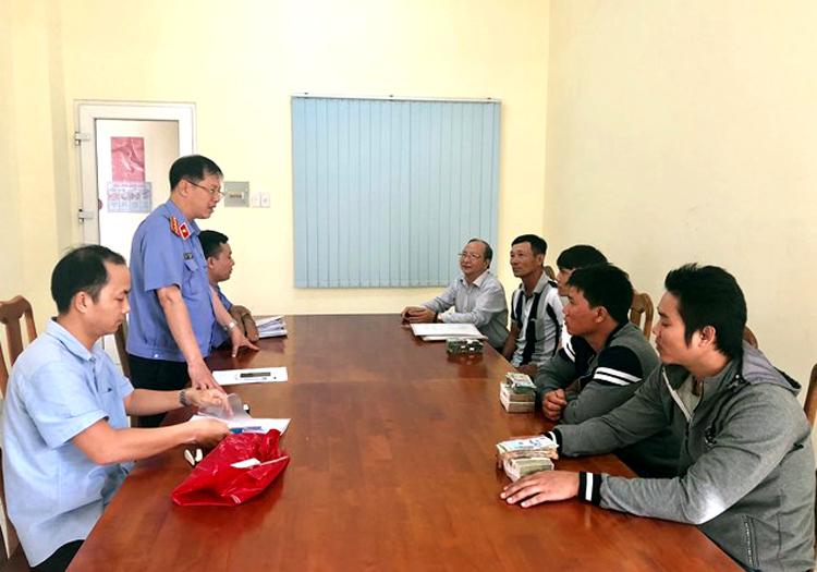Nhóm thanh niên bị oan ở Sài Gòn được bồi thường 820 triệu đồng