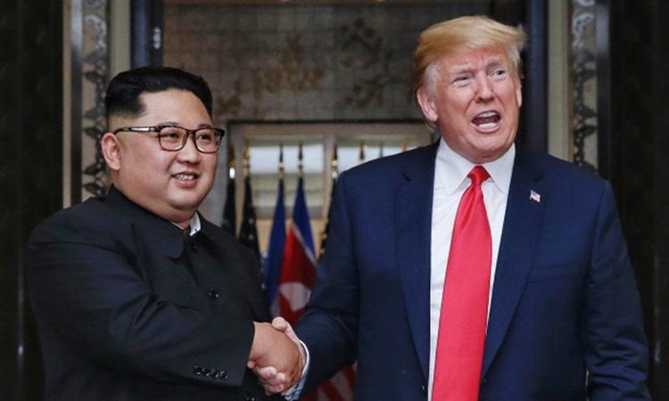 Trump có thể sắp thông báo hội nghị thượng đỉnh với Kim Jong-un
