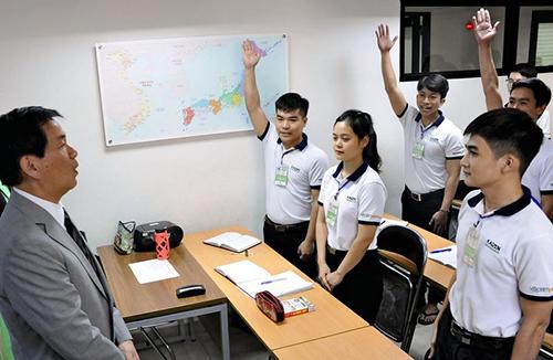 Nhật Bản là thị trường dẫn dầu về thu hút lao động Việt Nam -