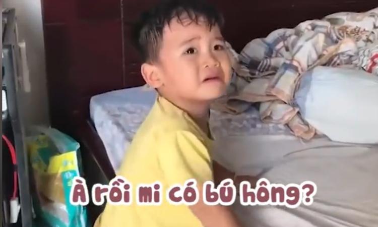 Bố nói tiếng Nghệ An khiến con trai ''khóc thét'' hot tuần qua -