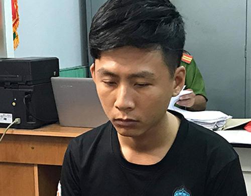 Nghi can chém gục 4 người ở Sài Gòn bị bắt -
