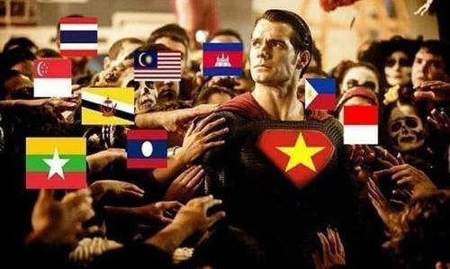Việt Nam trong mắt bạn bè khu vực.