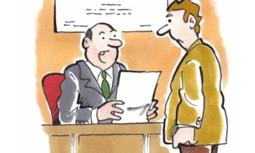 Thể hiện trình độ khi đi xin việc
