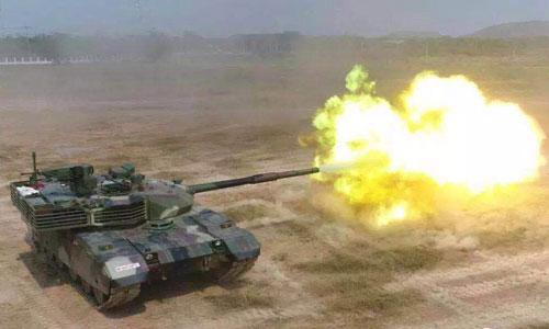 Thái Lan mua thêm 14 xe tăng hạng nặng từ Trung Quốc
