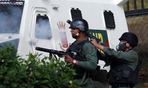 Venezuela nói nhóm lính đảo chính bị 'lừa gạt'