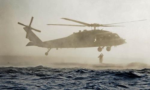 Đặc nhiệm Mỹ huấn luyện chiến thuật tập kích đảo nhân tạo ở Biển Đông