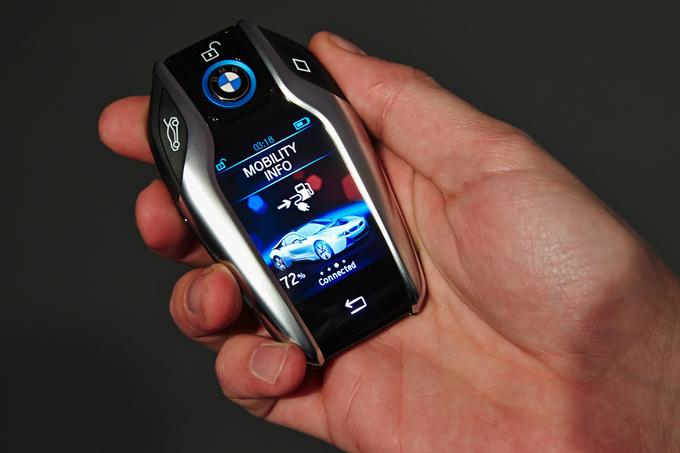 11 chìa khoá ôtô độc đáo trên thế giới