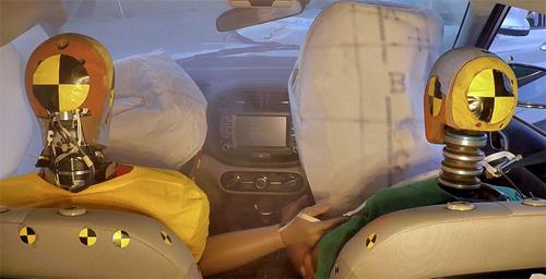 Thị trường xe - Xe Hyundai có thêm túi khí phụ nếu túi khí chính không nổ