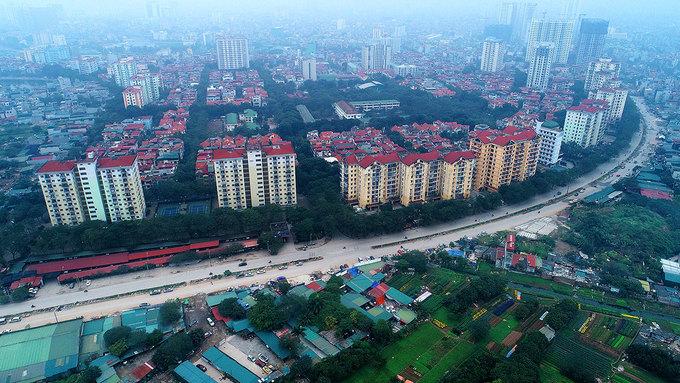 6 dự án giao thông lớn ở Hà Nội sẽ hoàn thành năm 2019