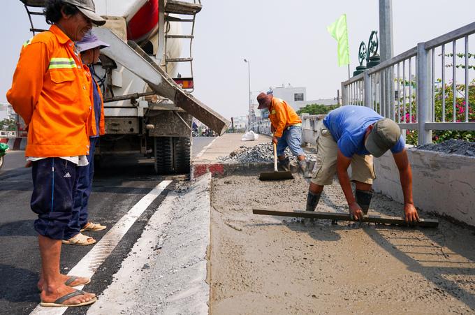 Hầm chui hơn 100 tỷ đồng ở Sài Gòn hoàn thành