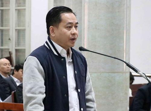 Bị cáo Phan Văn Anh Vũ. Ảnh: TTXVN